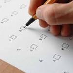 برگزاری مسابقه، آزمون، نظرسنجی